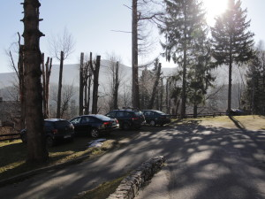 Parking Pensjonat Żółty Dworek Karpacz